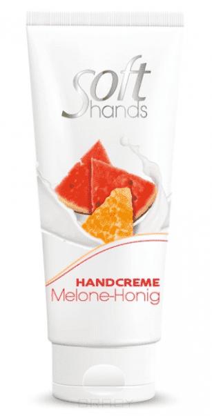 Camillen 60 Крем для рук, арбуз и мед Soft hands cream, 100 мл camillen 60 лосьон для рук с дозатором handlotion лосьон для рук с дозатором handlotion 1 л