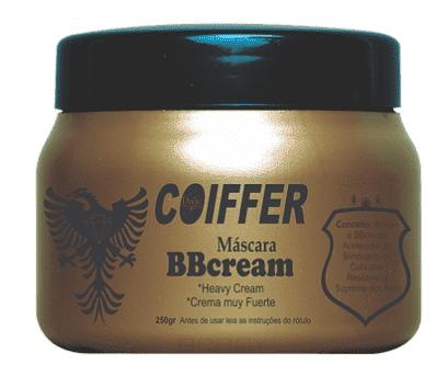 Coiffer Маска увлажняющая для волос BB Cream Hidratacao, 250 г недорого