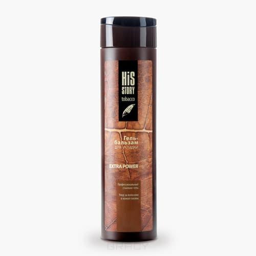 Premium Гель-бальзам для укладки волос Extra Power, 250 мл бальзам bodyton бальзам для волос premium