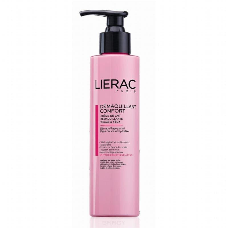 Lierac, Молочко очищающее для лица и контура глаз, 200 мл