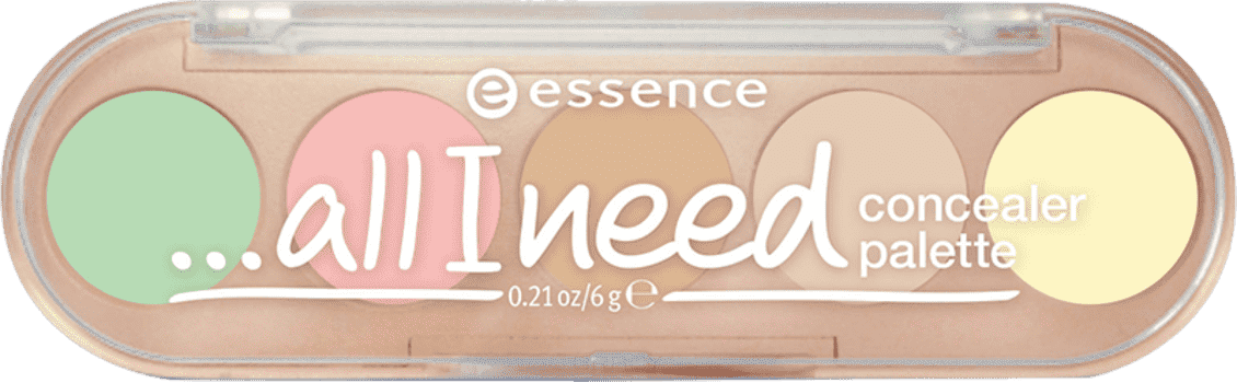 Essence Палетка консилеров 5 в 1...all i need concealer palette т.10, 6 гр, Палетка консилеров 5 в 1...all i need concealer palette т.10, 6 гр, 5 в 1 т.10, 6 гр бронзеры artdeco палетка бронзеров most wanted bronzing palette 1 3 5 2 гр