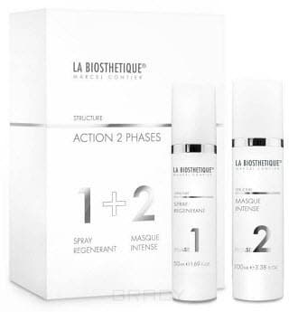 La Biosthetique Регенерирующий спрей для двухфазного ухода Spray Regenerant Action 2 Phases, 250 мл лак labiosthetique spray artistique