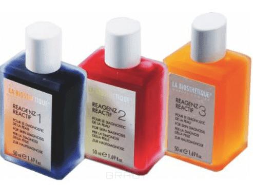 La Biosthetique Реагент для определения типа кожи, 30 мл (3 вида), 30 мл, R3 оранжевый