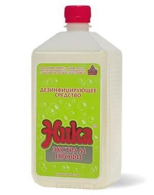 Igrobeauty, Ника Экстра М Универсальное моющее дезинфицирующее средство, 5 л