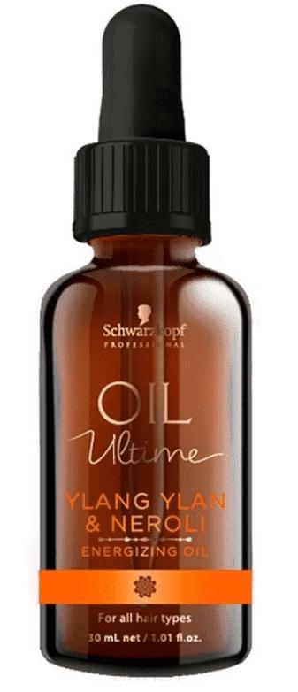 Купить Schwarzkopf Professional - Тонизирующее эфирное масло с Мандарином и Иланг-илангом Oil Ultime Essential Oil Energizing, 30 мл