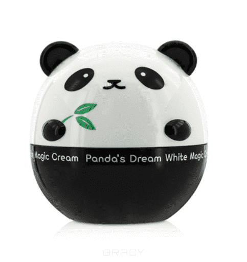 Tony Moly Осветляющий крем для лица Panda's Dream White Magic Cream, 50 мл, Осветляющий крем для лица Panda's Dream White Magic Cream, 50 мл, 50 мл the yeon yo woo cream крем для лица осветляющий 100 мл