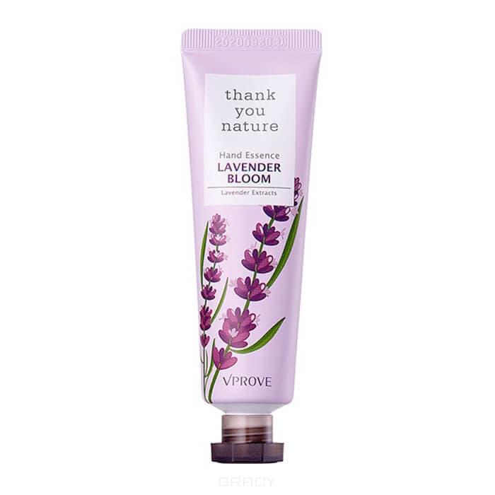 Купить Vprove - Крем-эссенция для рук увлажняющий Сенкью Нейча , лаванда Thank You Nature Hand Essence Lavender Bloom, 30 мл