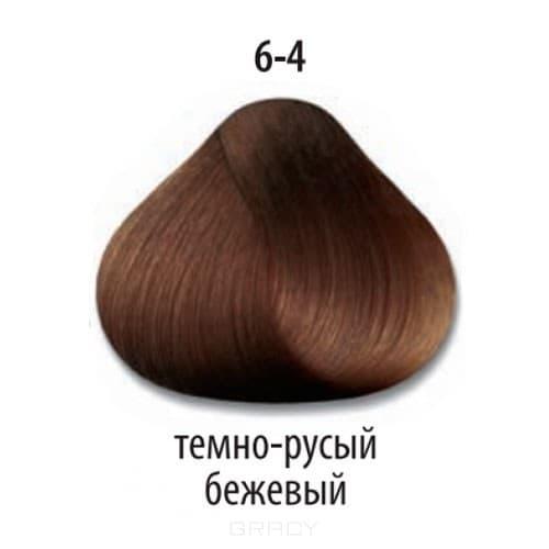 Constant Delight, Стойкая крем-краска для волос Delight Trionfo (63 оттенка), 60 мл 6-4 Темный русый бежевый