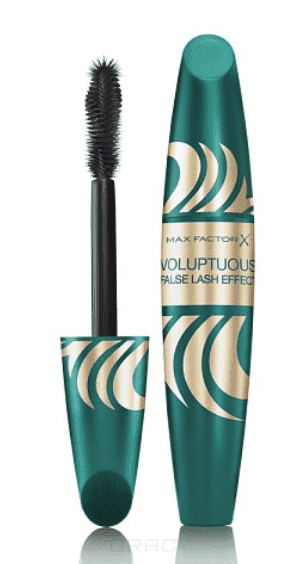 Max Factor Тушь для ресниц False Lash Effect Voluptuous, 13 мл (2 вида), Black, 13 мл тушь для ресниц max factor false lash effect voluptuous black brown
