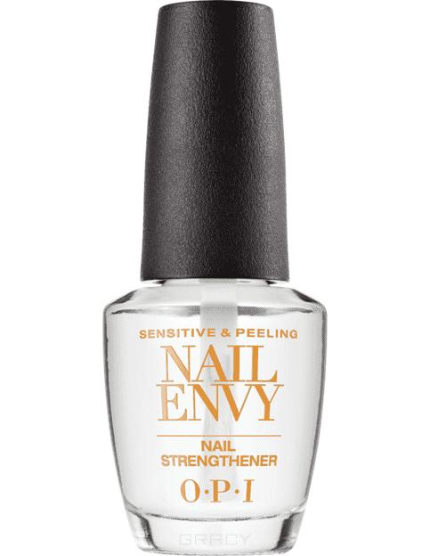 OPI - Средство для чувствительных и слоящихся ногтей Sensitive  Peeling Nail Envy, 15 мл