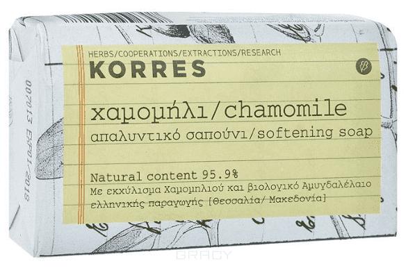 Korres Мыло для лица с ромашкой, 125 г