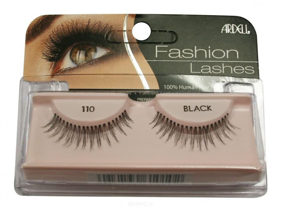 Ardell Накладные ресницы Fashion Lashes 110 накладные ресницы ardell magnetic strip lash double demi wispies цвет double demi wispies variant hex name 000000