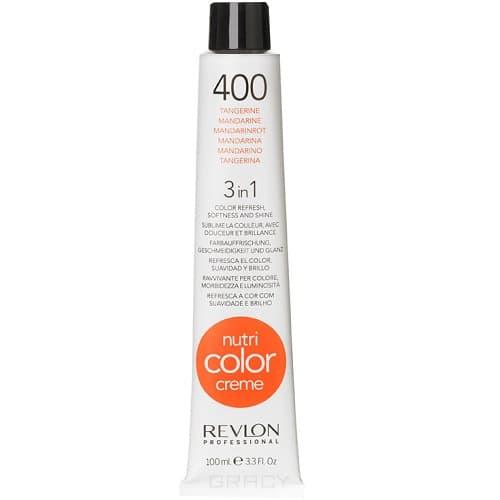 Revlon, Крем-краска 3 в 1 Nutri Color Creme, (29 оттенков) 400 Оранжевый