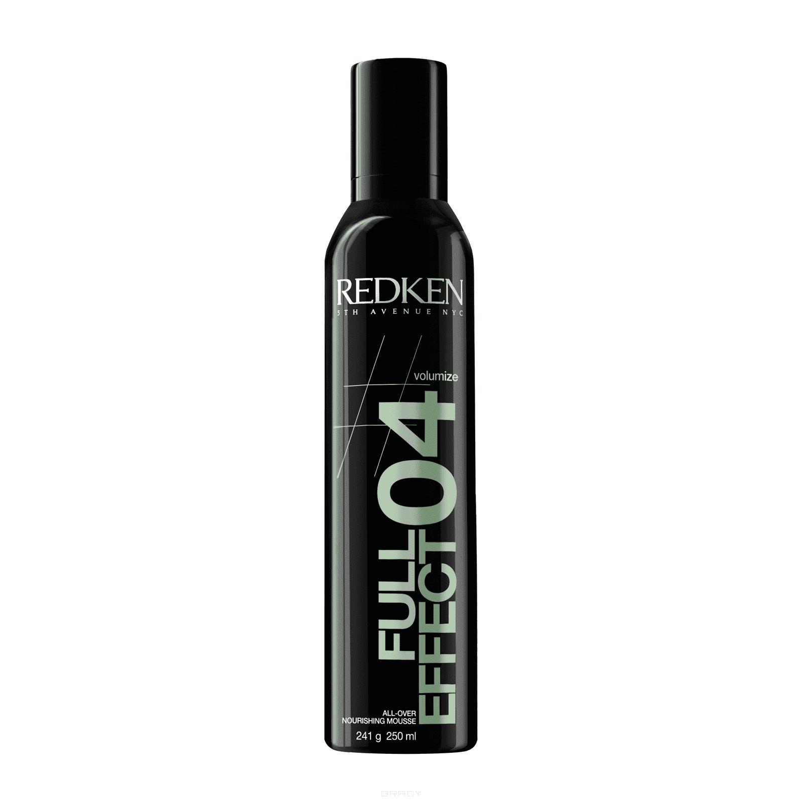 Redken, Увлажняющий мусс-объем для волос Full Effect 04, 250 мл