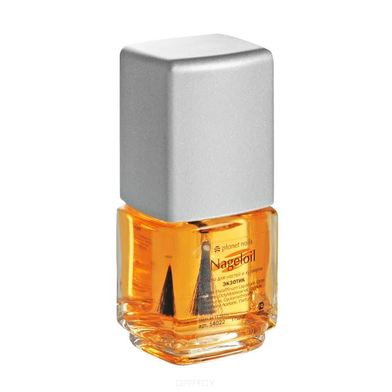 Planet Nails, Масло для ногтей и кутикулы Nageloil экзотик, 75 мл