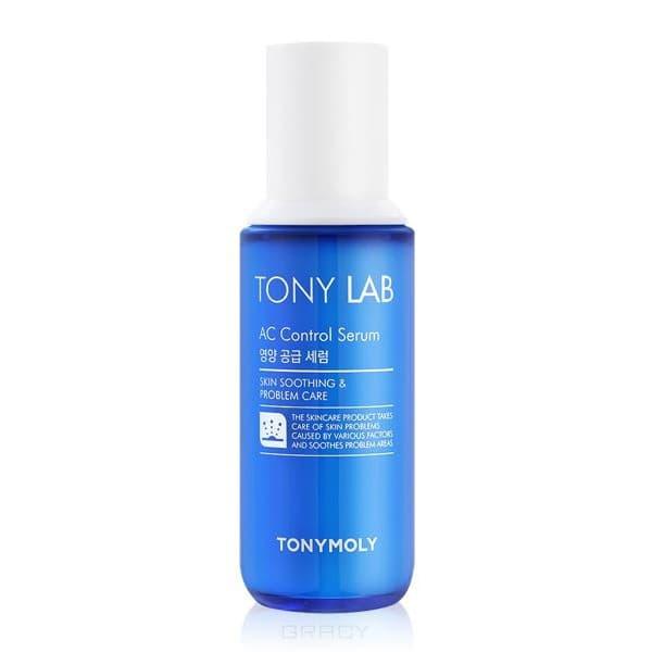 Tony Moly Сыворотка для проблемной кожи Tony Lab AC Control Serum, 55 мл акне tony moly мист tony lab ac control treatment mist объем 100 мл