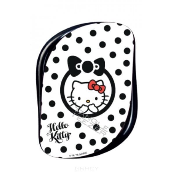Tangle Teezer Расческа для волос Compact Styler Hello Kitty Black, Расческа для волос Compact Styler Hello Kitty Black, 1 шт недорого