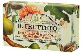 Nesti Dante Мыло Инжир и миндальное молоко