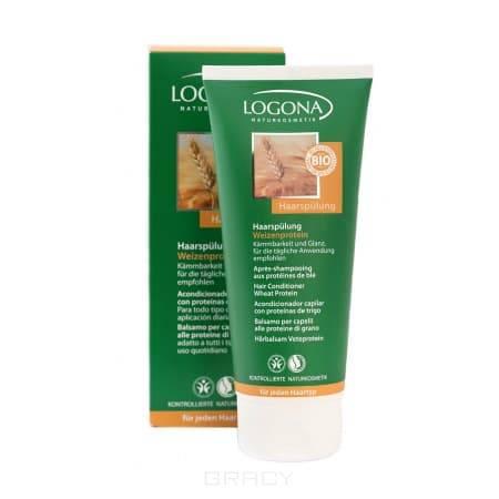 Logona Кондиционер для волос с протеинами Пшеницы, 200 мл
