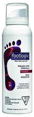 Footlogix Мусс для огрубевшей кожи стоп Rough skin formula, 119,9 г, Мусс для огрубевшей кожи стоп Rough skin formula, 119,9 г, 119,9 г