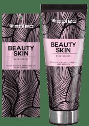 Soleo Крем - ускоритель загара с содержанием экзотических масел Beauty Skin, 200 мл