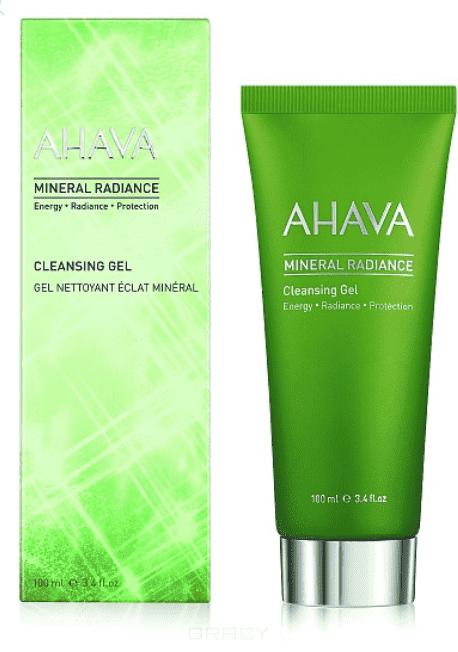 Ahava Минеральный гель для очистки кожи  придания ей сияния Mineral Radiance, 100 мл