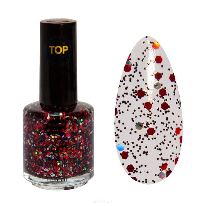 Planet Nails Лак для ногтей с эффектом, 17 мл (8 оттенков), 956, 17 мл краска черная riso kagaku ks s 3275 800 мл