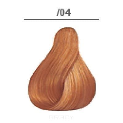 Wella, Краска для волос Color Touch Sunlights, 60 мл (6 оттенков) /04 натуральный медный