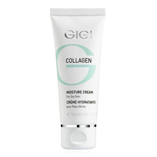 GiGi Крем увлажняющий Collagen Elastin Moisturizer, 75 мл, Крем увлажняющий Collagen Elastin Moisturizer, 75 мл, 75 мл недорого