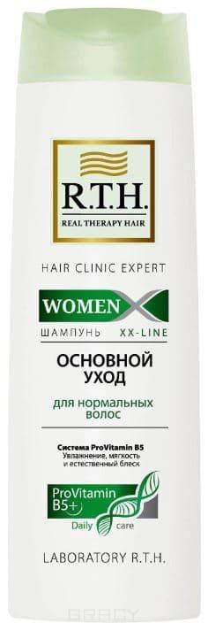 """R.T.H. - Шампунь Women """"Основной уход"""", для нормальных волос, 250 мл"""