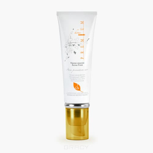 Premium Крем-маска Acne free Homework, 50 мл premium крем маска acne free салонная косметика премиум premium acne free гп040086 50 мл