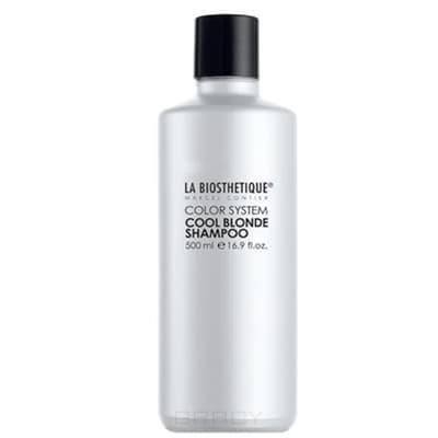La Biosthetique Корректирующий шампунь Cool Blonde Shampoo, 500 мл, Корректирующий шампунь Cool Blonde Shampoo, 500 мл, 500 мл шампунь labiosthetique bain volume shampoo