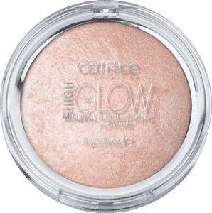 Catrice Хайлайтер High Glow Mineral Highlighting Powder, 8 гр хайлайтер catrice highlighting powder 015 цвет 015 merry cherry blossom variant hex name e7a5ab