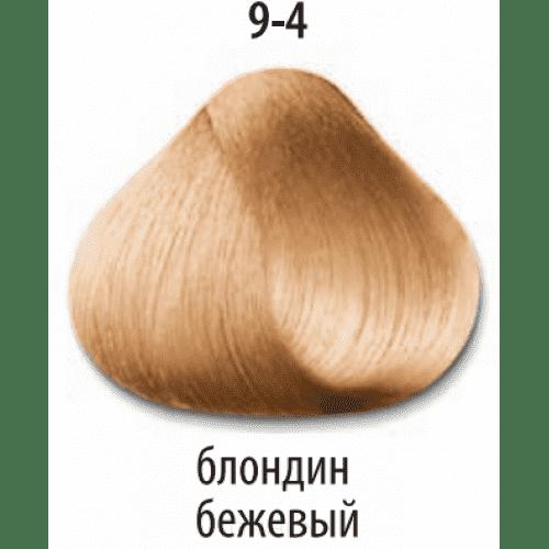 Constant Delight, Стойкая крем-краска для волос Delight Trionfo (63 оттенка), 60 мл 9-4 Блондин бежевый