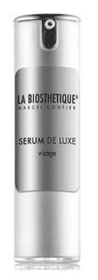 La Biosthetique Сыворотка для люкс-ухода за лицом Serum de Luxe, 30 мл sana eye zone serum сыворотка для ухода за веками и ресницами