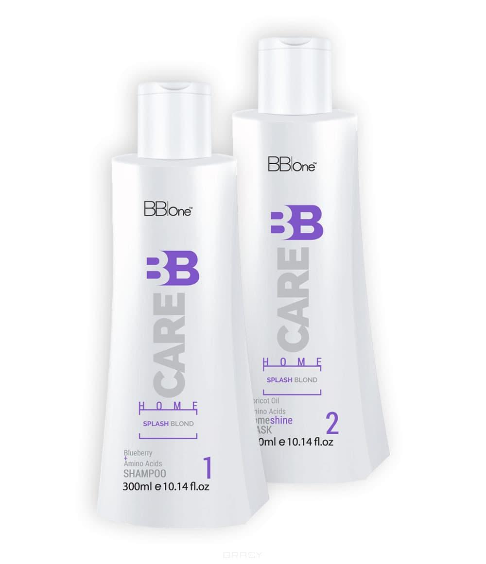 Купить BB One - Набор BB Care Splash BLOND для ухода за осветленными и мелированными волосами после химических воздействий