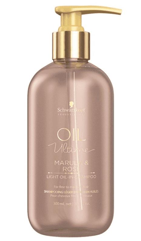 Schwarzkopf Professional Шампунь для тонких и нормальных волос Oil Ultime Light Oil-in-shampoo, 1 л schwarzkopf bc oil miracle brazilnut oil in shampoo шампунь с маслом бразильского ореха 1000 мл