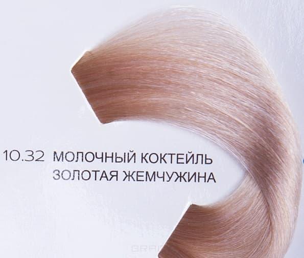 LOreal Professionnel, Краска для волос Dia Light, 50 мл (34 оттенка) 10.32 молочный коктейль золотая жемчужина