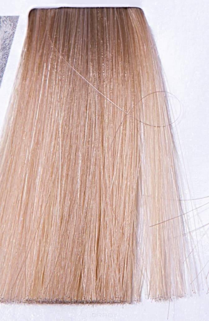 LOreal Professionnel, Краска для волос INOA (Иноа), 60 мл (96 оттенков) 10.21 очень-очень светлый блондин перламутрово-пепельный