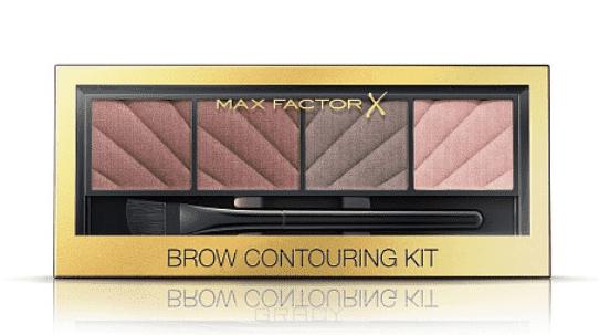 Max Factor Набор для контуринга бровей Brow Contouring Kit, 3 гр набор усы и брови uni