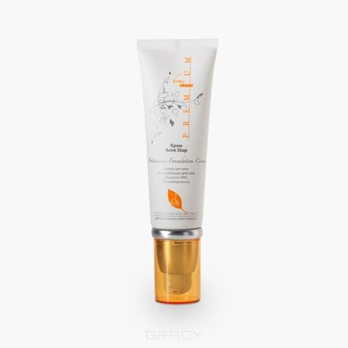Premium Крем Acne Stop Homework, 50 мл premium крем маска acne free салонная косметика премиум premium acne free гп040086 50 мл