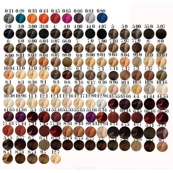 правде профессиональная краска для волос велла палитра цветов фото отстранил