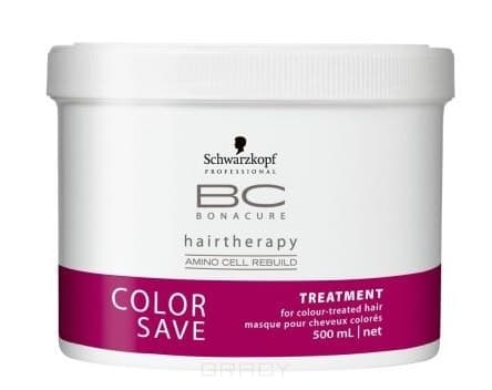 Schwarzkopf Professional Color Freeze Маска для волос сияние цвета, ЗАЩИТА ЦВЕТА Маска для волос (Стик), 750 мл schwarzkopf лак для волос сильной фиксации schwarzkopf osis freeze 1918571 500 мл