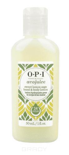OPI Лосьон для рук Лимон Avojuice, 600 мл opi avojuice лосьон для рук