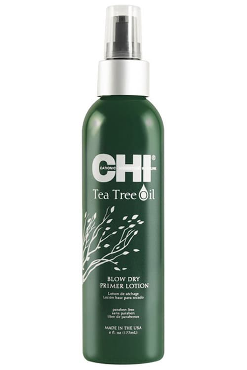 CHI Лосьон-праймер Tea Tree Oil, 177 мл, Лосьон-праймер Tea Tree Oil, 177 мл, 177 мл шампунь chi tea tree oil shampoo