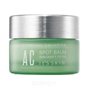 It's Skin Бальзам для проблемной кожи Клиникал Солюшн Clinical Solution AC Spot Balm, 20 мл успокаивающая эмульсия для проблемной кожи it s skin clinical solution ac emulsion