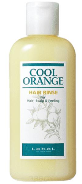 Lebel, Бальзам-ополаскиватель Cool Orange Hair Rinse, 600 мл