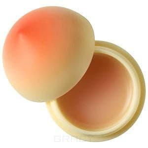 Tony Moly Увлажняющий бальзам для губ Mini Lip Balm, 7 гр, Помидор Tomato, 7 гр