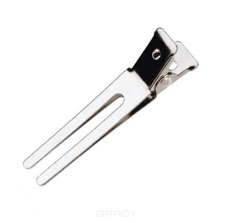 Sibel Зажимы металлические маленькие прямые, 20 шт/уп, Зажимы металлическик маленькие, 20 шт/уп, 20 шт/уп лактобифид уп 20 таб