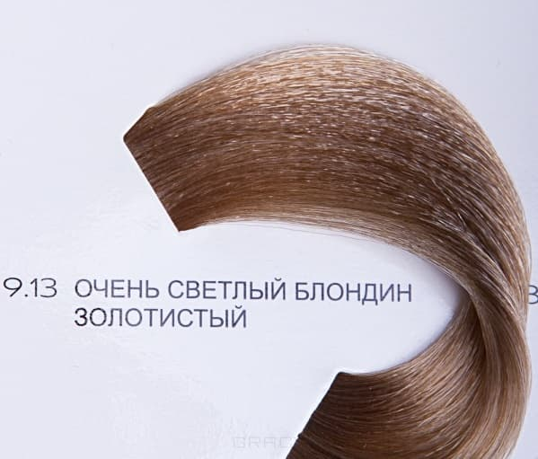 LOreal Professionnel, Краска для волос Dia Richesse, 50 мл (48 оттенков) 9.13 очень светлый блондин золотистый